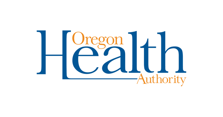 State of Oregon, Oregoh Health Authority logo