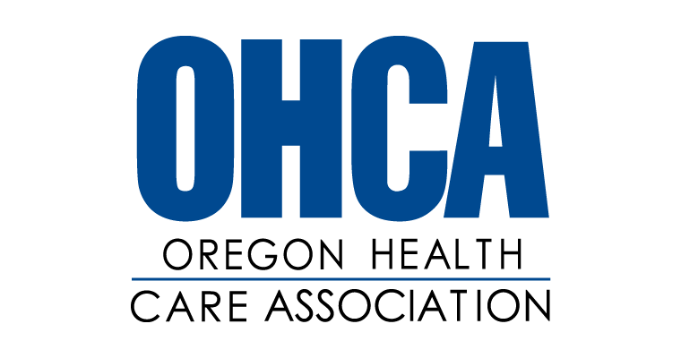 Oregon Health Care Association logo